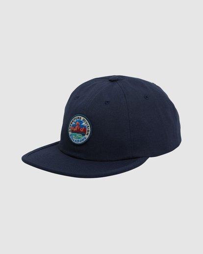 1 Adventure Division Snapback Cap Blue 9617317 Billabong