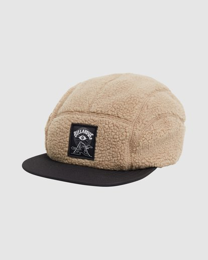 1 Eyesolation Adiv Strapback Cap Beige 9617340 Billabong