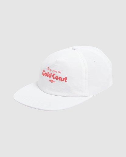 1 GDAY GC SNAPBACK White 9617376 Billabong