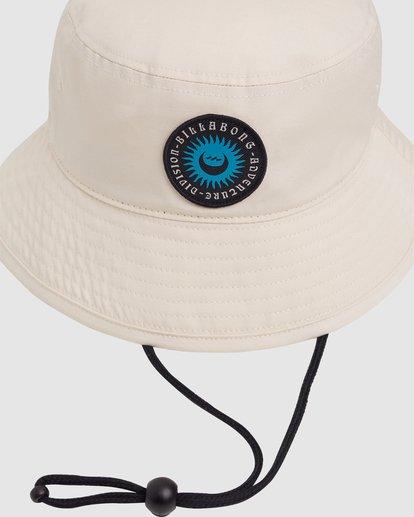 3 A/DIV Eclipse Big John Hat Grey 9618314 Billabong