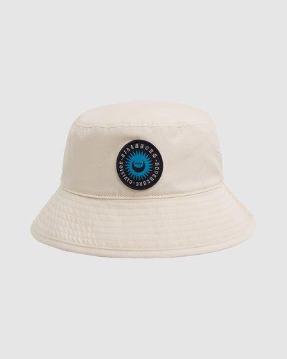 0 A/DIV Eclipse Big John Hat Grey 9618314 Billabong