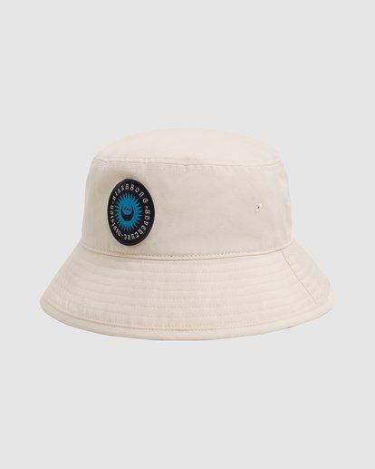 2 A/DIV Eclipse Big John Hat Grey 9618314 Billabong