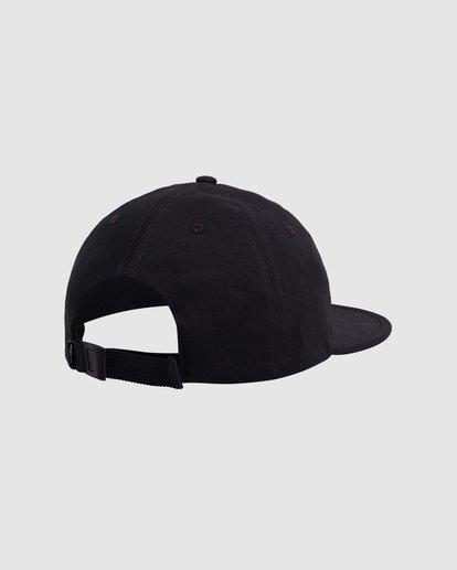 1 A/DIV Tour Division Snapback Cap Black 9618315 Billabong