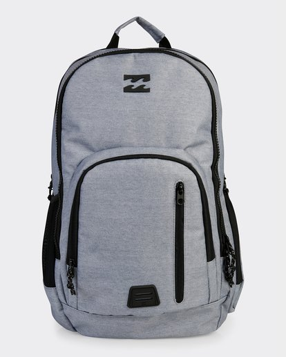 0 COMMAND BACKPACK Grey 9671002 Billabong