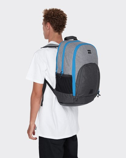 5 COMMAND BACKPACK Grey 9671002 Billabong