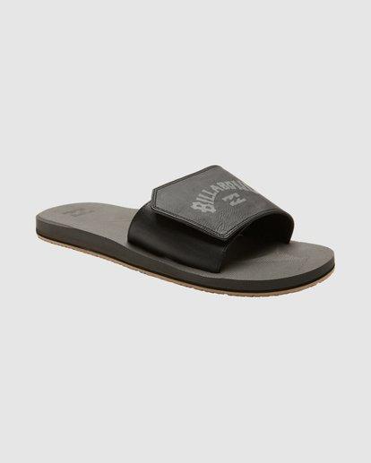 1 All Day Impact Slides Grey 9671955 Billabong