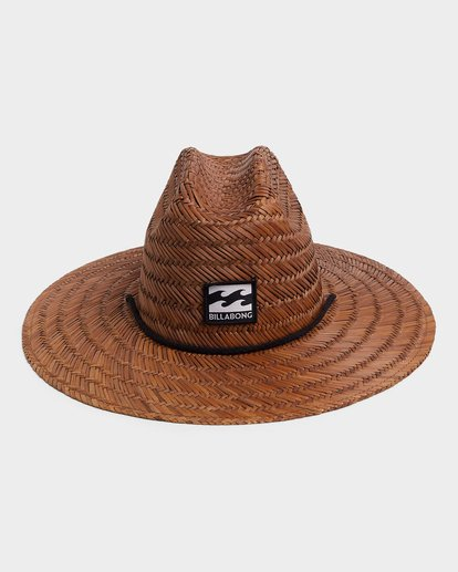 1 TIDES STRAW HAT Brown 9672301 Billabong