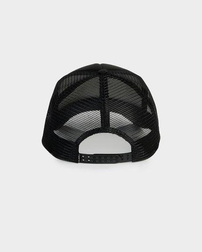 2 PODIUM TRUCKER CAP Black 9675306 Billabong