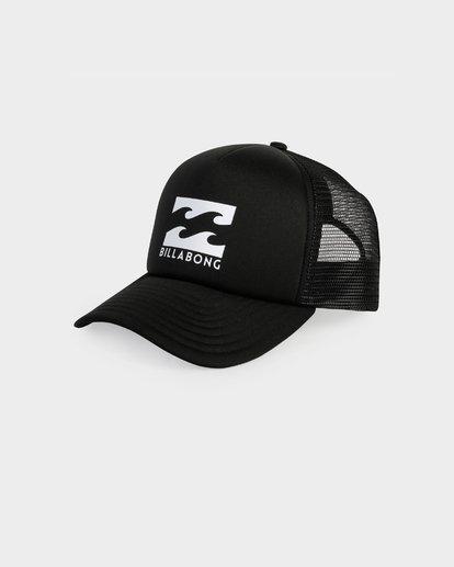 0 PODIUM TRUCKER CAP Black 9675306 Billabong