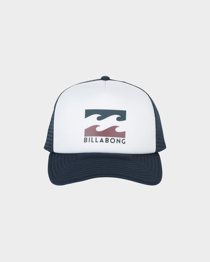 1 PODIUM TRUCKER CAP Blue 9675306 Billabong