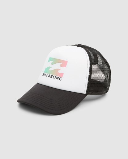 0 Podium Trucker Cap White 9675306 Billabong