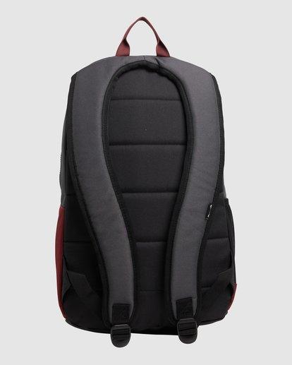 3 Norfolk Backpack White 9681008 Billabong