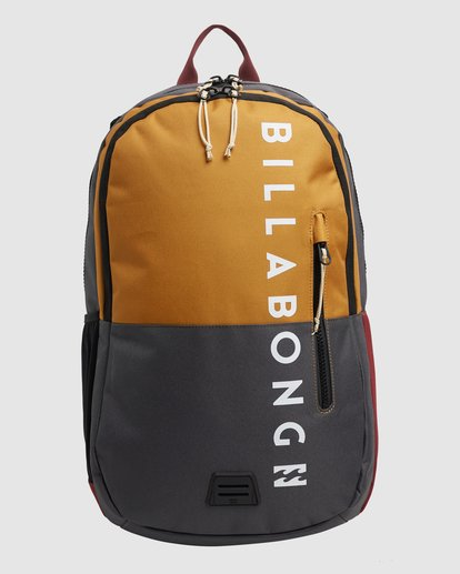 0 Norfolk Backpack White 9681008 Billabong