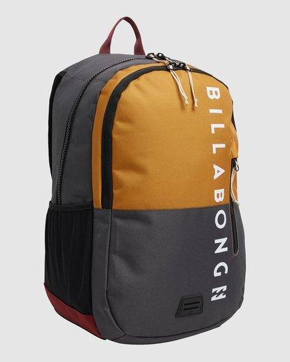 2 Norfolk Backpack White 9681008 Billabong