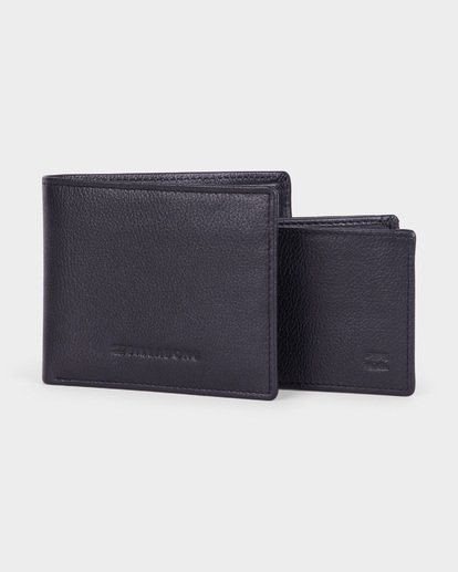 3 ROCKAWAY 2 IN 1 WALLET  9681206 Billabong