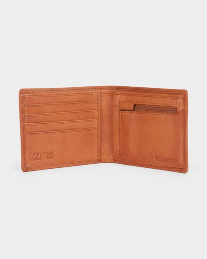 2 ROCKAWAY 2 IN 1 WALLET Beige 9681206 Billabong