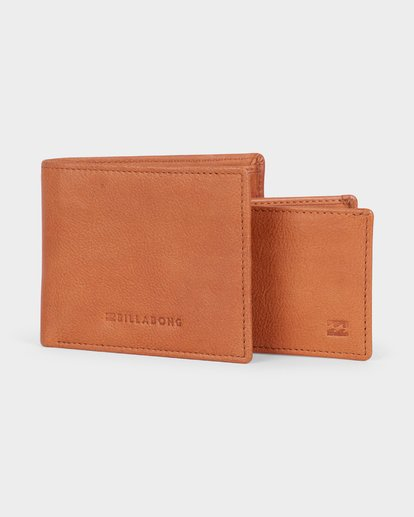 3 ROCKAWAY 2 IN 1 WALLET Beige 9681206 Billabong