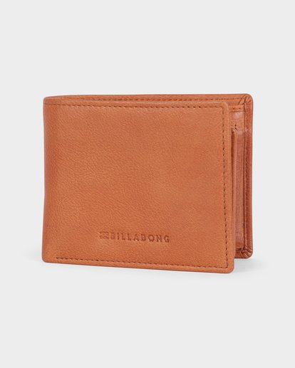 0 ROCKAWAY 2 IN 1 WALLET Beige 9681206 Billabong