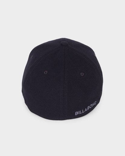 2 Station Stretch Cap Black 9681337 Billabong