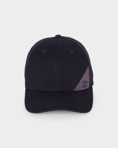 1 STATION STRETCH CAP Black 9681337 Billabong