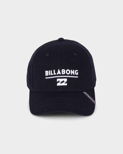 1 UNITY STRETCH CAP Black 9681338 Billabong