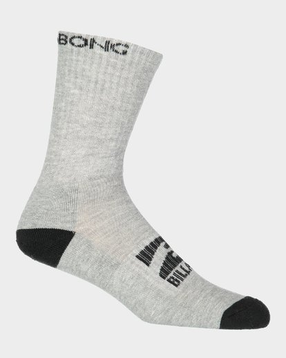 3 SPORTS SOCKS 5 PACK  9681601 Billabong