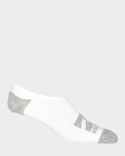4 Invisible Socks 5 Pack Multicolor 9681602 Billabong