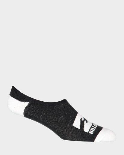 0 Invisible Socks 5 Pack Multicolor 9681602 Billabong