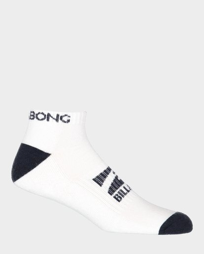 2 ANKLE SOCKS 5 PACK STANDARD  9681604 Billabong