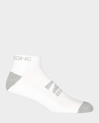 4 Ankle Socks 5 Pack Standard Multicolor 9681604 Billabong
