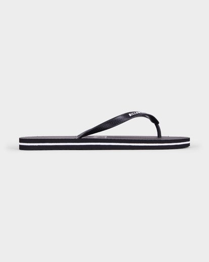 3 Lowdown Splice Thongs Black 9681939 Billabong
