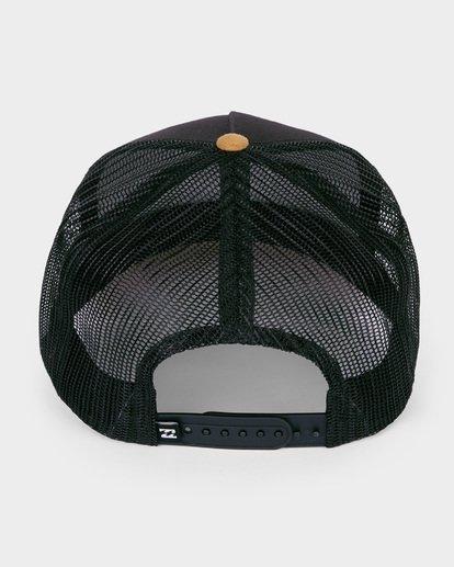 2 MIXED TRUCKER HAT Black 9682307 Billabong