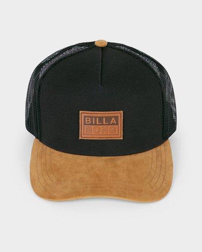 1 MIXED TRUCKER HAT Black 9682307 Billabong
