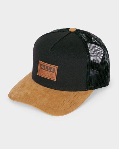 0 MIXED TRUCKER HAT Black 9682307 Billabong