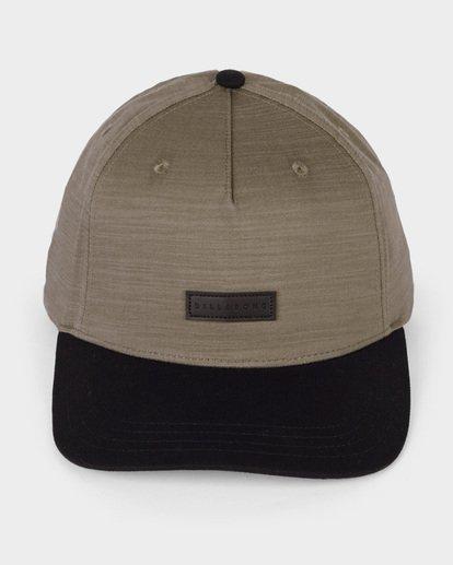 1 OXFORD SNAPBACK CAP Camo 9682309 Billabong