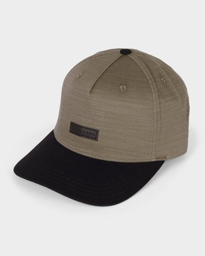 0 OXFORD SNAPBACK CAP Camo 9682309 Billabong