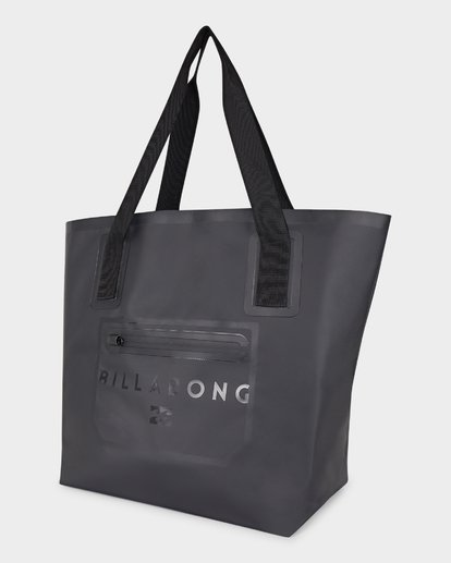 1 BEACH ALL DAY LARGE TOTE Black 9682513M Billabong