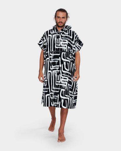 3 Mens Hoodie Towel  9682705 Billabong