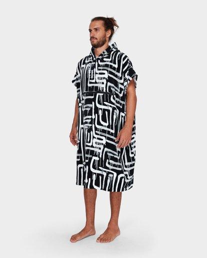 0 MENS HOODIE TOWEL Black 9682705 Billabong