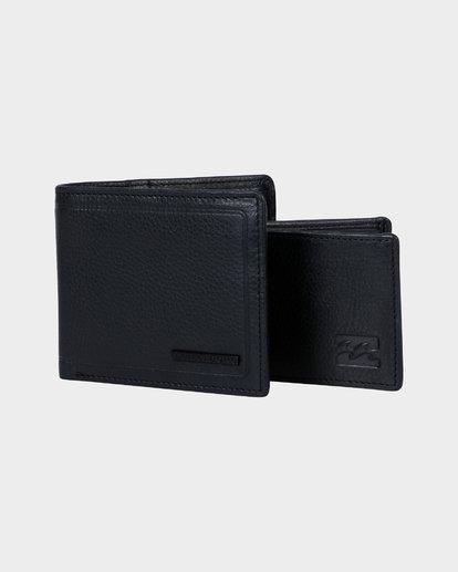 2 Scope 2 In 1 Wallet Black 9685182 Billabong