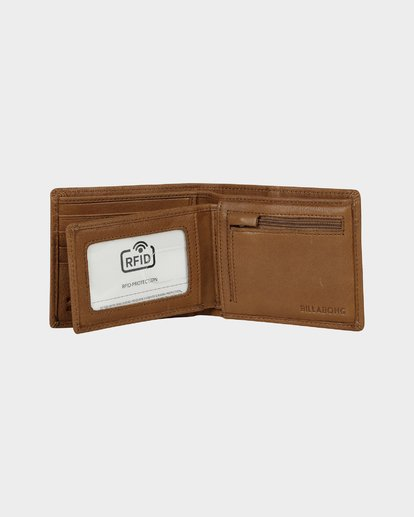 1 Scope 2 In 1 Wallet Beige 9685182 Billabong