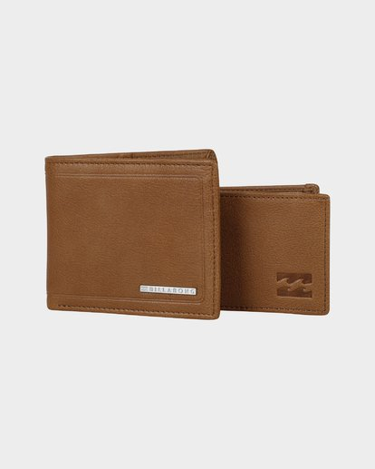 2 Scope 2 In 1 Wallet Beige 9685182 Billabong
