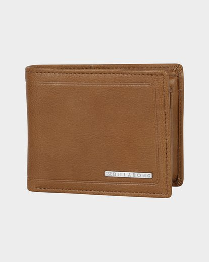 0 Scope 2 In 1 Wallet Beige 9685182 Billabong