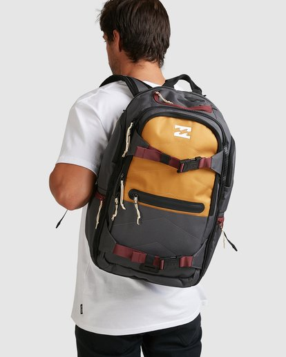6 Combat Backpack White 9691001 Billabong