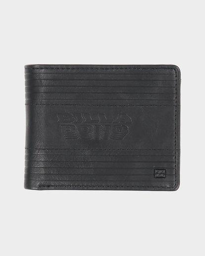 0 Junction Flip Wallet  9691181 Billabong