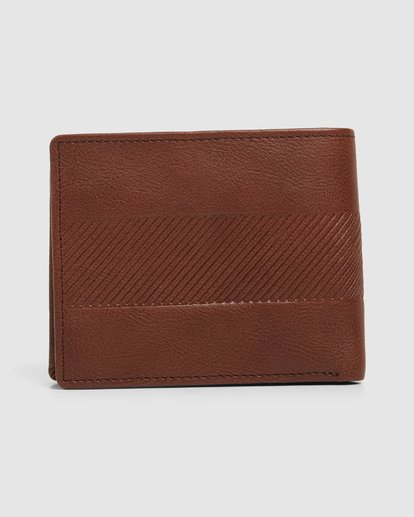 1 Helmsman Rfid Flip Wallet Green 9691184 Billabong