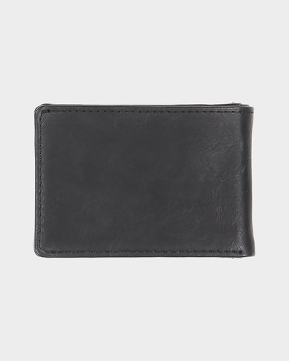 2 Revival Slim-Line Wallet Black 9691186 Billabong