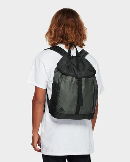5 Surftrek Hideaway Backpack Green 9691203 Billabong
