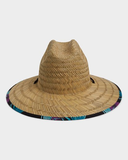 2 TIDES PRINT HAT Black 9691300 Billabong