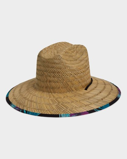 3 TIDES PRINT HAT Black 9691300 Billabong